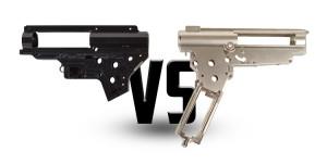 RetroArms V2- ja Lonex V3-rataslaatikko
