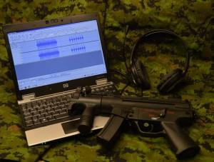 Tulinopeus voidaan mitata tietokoneella