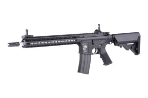 "Specna Arms M4 KeyMod 14"" Silver SAEC™"